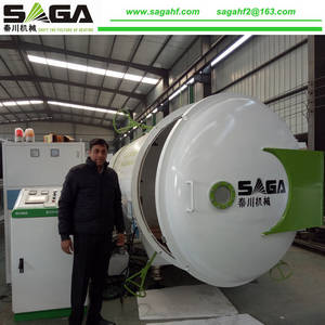 Wholesale wood timber: Radio Frequency Wood Dryer Kiln Machine Vacuum Drying Timber for Sales