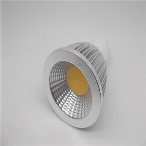 Wholesale dimmable led spotlight: GU10 5W Dimmable LED Spotlight /Adjustable Beam Spotlight GU10 Bulb