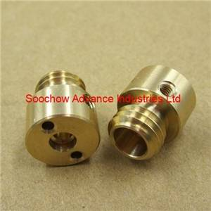Wholesale brass turned parts: Precision Brass Machinery Parts CNC Turning