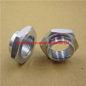 Wholesale non-standard nuts: Non-standard Bespoke Fasteners Hex Shoulder Steel Nuts