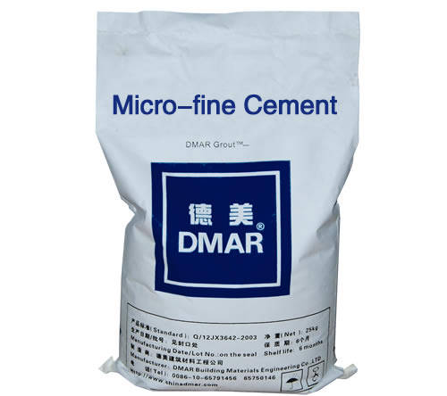 Sell Micro-fine Cement Grout Material 800-1200KG/M2