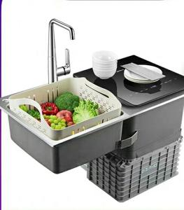 Wholesale kitchen water purify: Sink Embedded Dishwasher