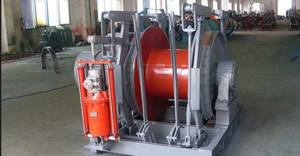 Wholesale electric windlass: 0.5T To 10T  Electric Windlass JK Model High Speed Electric Wire