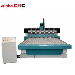Wholesale rich chairs: Hot Sale Popular 1830 CNC Router Multiple Spindle