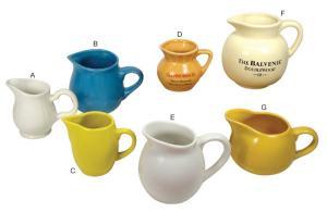 Wholesale Cosmetics Packaging: Professional Supply Milk Jar Ceramic Milk Jug