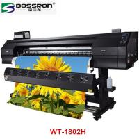 1.8M Eco-solvent Printer Banner Printing for Indoor Printing