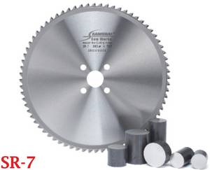Wholesale Metal Processing Machinery: SR-7 Dragon Claw Cold Saw Blade