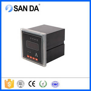 Wholesale Current Meters: Digital Panel Current Meter Single Phase LED Display