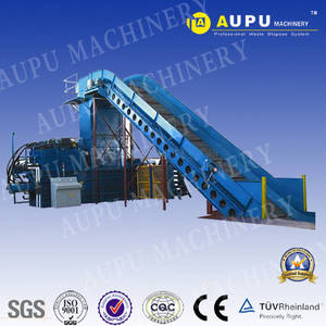 Wholesale Other Manufacturing & Processing Machinery: CE Certification Automatic Horizontal Waste Paper Baling Machine