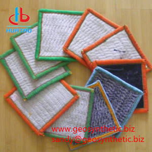 Wholesale non-woven geotextile fabric: Geosynthetic Clay Liner  GCL