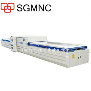 Wholesale laminating press machine: PVC Vacuum Membrane Press/ Laminating Press Machine 2 Automatic Table