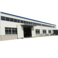 Preafbricated Structural Steel Factory Building 3