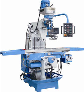 Wholesale 3hp motor: X6325LB Vertical and Horizontal Turret Milling Machine