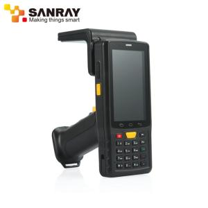 Wholesale rfid tags& scanners: 2.45Ghz Active Handheld Mobile Bluetooth RFID Reader for Logistics and Warehouse Management