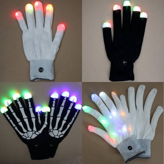 Sell Led Flashig Gloves