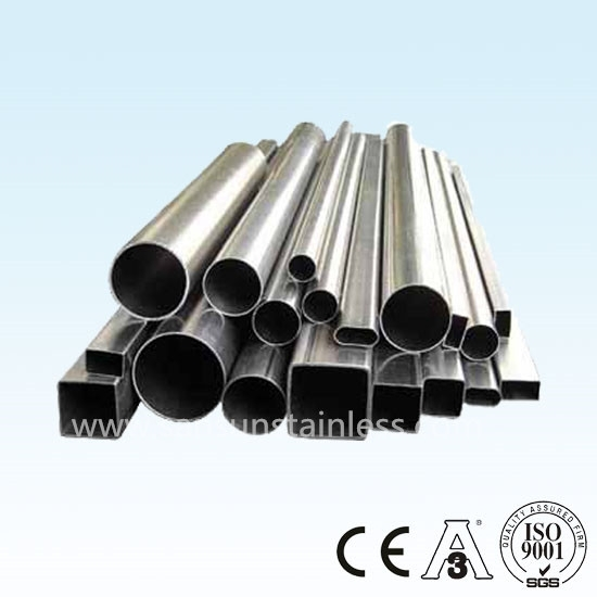 High Quality Sanitary 316L Stainless Steel Pipe Food Grade Tube
