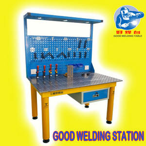 Wholesale Other Welding & Soldering Supplies: Good Welding Station 2D Welding Table (Multi Function Welding Table)-1500x800