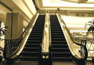 Wholesale Escalators: VVVF Sanyo Escalator