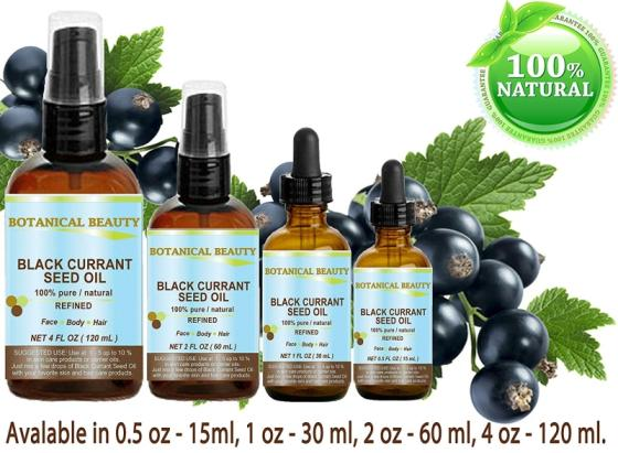 Sell Black Currant Oil