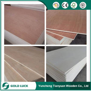 Wholesale plywood prices: Low price 2mm/3mm/5mm Poplar Plywood for Packing