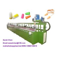 Polyurethane Ear Plug Foam Automatic Machine
