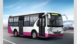 Wholesale city bus: Dongfeng  Bus  37 Seats City Bus