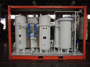 Wholesale korea air purifier: Skid Mounted PSA Nitrogen Generation Equipment