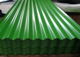 Wholesale steel sheet: Corrugated PPGI Steel/Metal/Iron Roofing Sheet in RAL Color