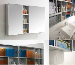 Wholesale Other Bathroom Furniture: Bathroom Cabinet - SR1509