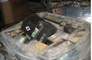 Wholesale drained battery: Drained Auto Battery Scraps