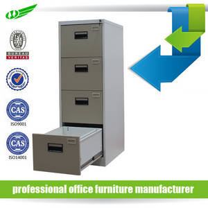 Wholesale 4 drawer file cabinet: 4 Drawer Vertical File Cabinet