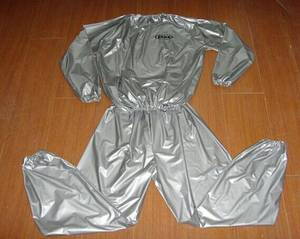 Wholesale Training & Jogging Wear: Heavy-Duty Vinyl Sauna Suit