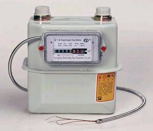 Wholesale Gas Meters: Remotely-reading Gas Meter