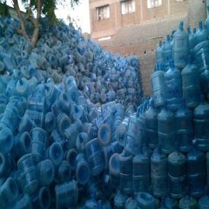 Wholesale injection stretch blow mold: PC Water Bottle Scrap / Plastic Scrap / PC Regrind