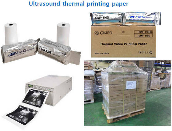 Sell Ultrasound thermal media printing paper