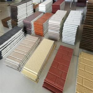 Wholesale decorative brick: Insulation Decoration Foam Brick Panels