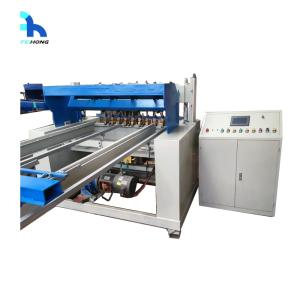 Wholesale fence: Factory Direct Automatic Welded Wire Mesh Machine for Fencing in Rolls