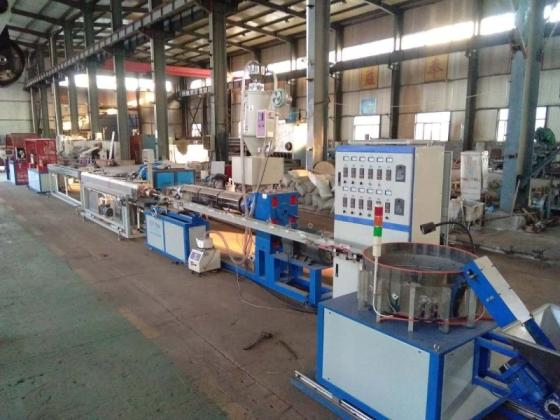 Competitive Price Plastic Agriculture Online Drip Tape Making Machine