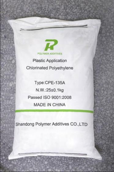 Chlorinated Polyethylene CPE-135A