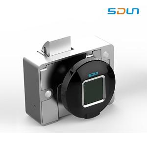 Wholesale drawer locker: SDUN Digital Electronic Fingerprint Locker Lock Fingerprint Cabinet Lock with Bluetooth Function