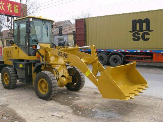 Sell ZL16 Mini Loader-1.60Ton only 7000usd