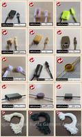 Liwan Runfa Factory Supply Hang Tag ,Seal Tag ,String Tag Plastic Tag PIN, Luggage Tag