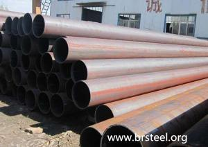 Wholesale 3pe steel pipe: API 5L Grade B Large Diameter LSAW Carbon Steel Pipes