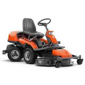 Wholesale wheels: SELL Husqvarna R322T (41) 22HP All-Wheel Drive Articulating Riding Mower W/ Combi Deck