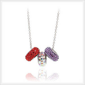 Wholesale swarovski: Swarovski Necklace