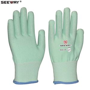 Wholesale working glove: New Process HPPE Thin Anti Cut Working Safety Gloves