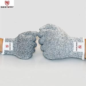 Wholesale Safety Gloves: Kids Safety HPPE Hand Gloves for Cut Resistant