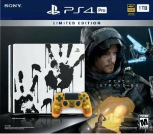 Wholesale game controller: BUY 2 GET 1 FREE SAINT PS4 PRO 1TB Monster Hunter Edition & 15 GAMES & 2 Controllers