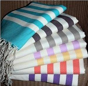 Wholesale sarong: Fouta of Tunisia (Manufacturer)