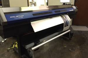 Wholesale cutter: Roland SOLJET XC-540Pro III 54-inch Printer/Cutter